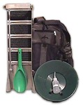 RDH Backpack Prospecting Kit